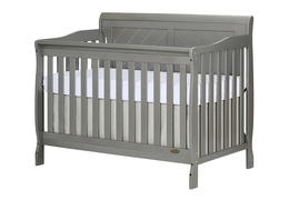 Ashton Full Panel 5 in 1 Convertible Crib Side Silo