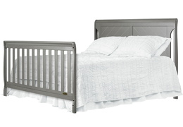 Ashton Full Panel Full Bed with HeadFoot Silo