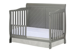 Ashton Full Panel Toddler Bed Side Silo