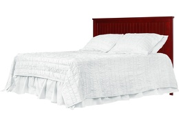 Alexa Full Bed with HeadBoard Silo
