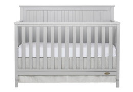 Alexa 5 in 1 Convertible Crib Front Silo