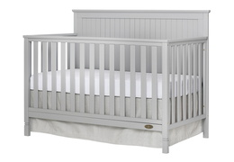 Alexa 5 in 1 Convertible Crib Side Silo