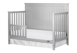 Alexa Toddler Bed Side Silo