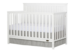 Alexa 5 in 1 Convertible Crib Silo