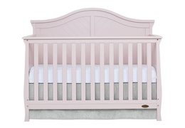 Kaylin 5 in 1 Convertible Crib Front Silo
