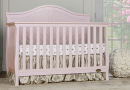 Kaylin 5 in 1 Convertible Crib Room Scene