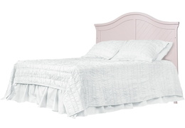 Kaylin Full Bed with HeadBoard Silo