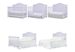 Kaylin 5 in 1 Convertible Crib Collage