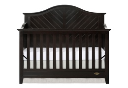 Ella 5 in 1 Convertible Crib Front Silo