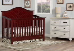 Ella 5 in 1 Convertible Crib