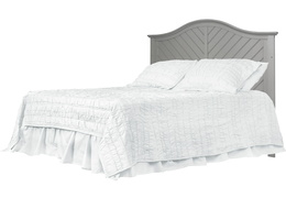 Ella Full Bed with HeadBoard Silo