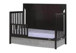 Dark Espresso - Cape Cod Toddler Bed Silo