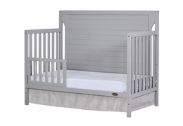 Pebble Grey - Cape Cod Toddler Bed Silo