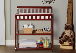 Cherry 2-in-1 Ashton Changing table RS