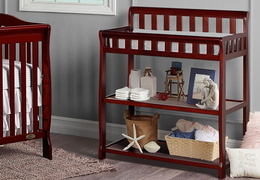 Cherry 2-in-1 Ashton Changing table RS2