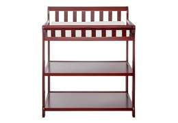 Cherry 2-in-1 Ashton Changing table Silo Front