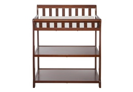 Espresso 2-in-1 Ashton Changing table Silo Front