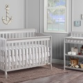 Grey 2-in-1 Ashton Changing table RS1