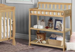 Natural 2-in-1 Ashton Changing table RS2