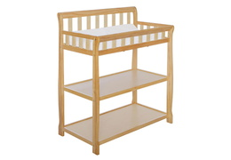 Natural 2-in-1 Ashton Changing table Silo Side