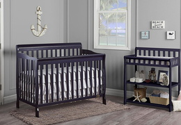Navy 2-in-1 Ashton Changing table RS