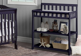 Navy 2-in-1 Ashton Changing table RS1