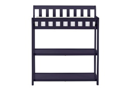 Navy 2-in-1 Ashton Changing table Silo Front
