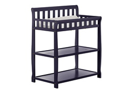 Navy 2-in-1 Ashton Changing table Silo Side