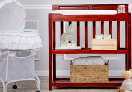 Cherry Zoey Changing Table