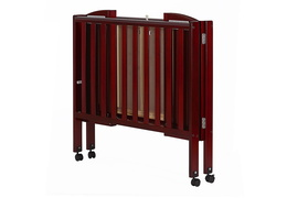 Cherry 2 in 1 Folding Portable Crib Silo Fold