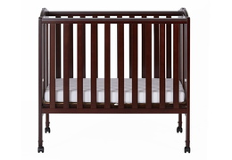 Espresso 2 in 1 Folding Portable Crib Silo