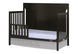 Charcoal - Cape Cod Toddler Bed Silo