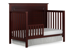 Espresso - Morgan Toddler Bed Silo