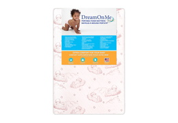3-inch Foam Playard Mattress Front