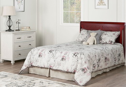Cherry - Ashton Full Panel Full Bed RS