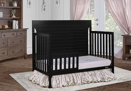 Black - Cape Cod Toddler Bed RS