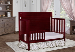 Cherry - Cape Cod Toddler Bed RS