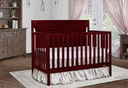 Cape Cod 5 in 1 Convertible Crib