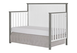 Alexa Day Bed Silo - Brushed Silver Grey Pearl