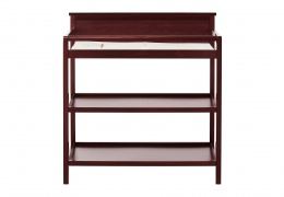 Jax Universal Changing Table Silo Front - Cherry