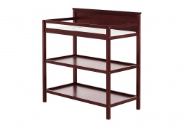 Jax Universal Changing Table Silo Side - Cherry
