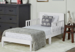 Brookside Toddler Bed RmScene W