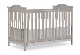 734-GD Bella Rose Classic Convertible Crib Silo