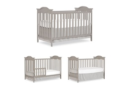 734-GD Bella Rose Classic Convertible Crib Collage