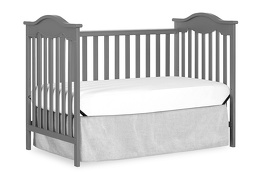 734-SGY Bella Rose Classic Day Bed Silo