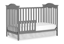 734-SGY Bella Rose Classic Toddler Bed Silo
