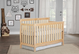 Keyport 5 in 1 Convertible Crib
