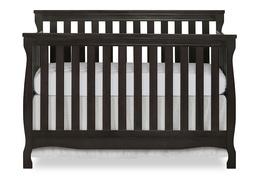 Charcoal Keyport 5 in 1 Convertible Crib Front Silo