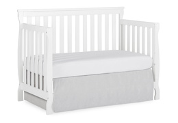 White Keyport Day Bed Silo