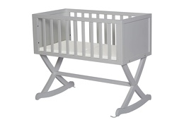 Pebble Grey Haven Cradle Silo